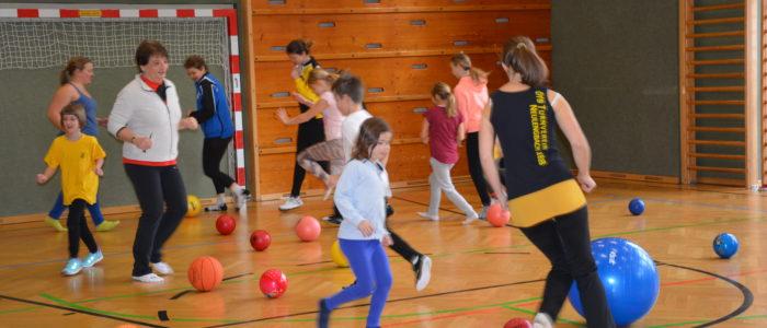 Jugendvorturnerausbildung heuer wieder in Niederösterreich