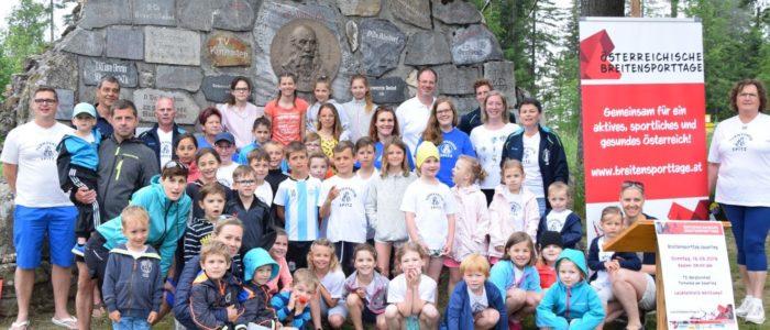 73. Bergturnfest auf dem Jauerling